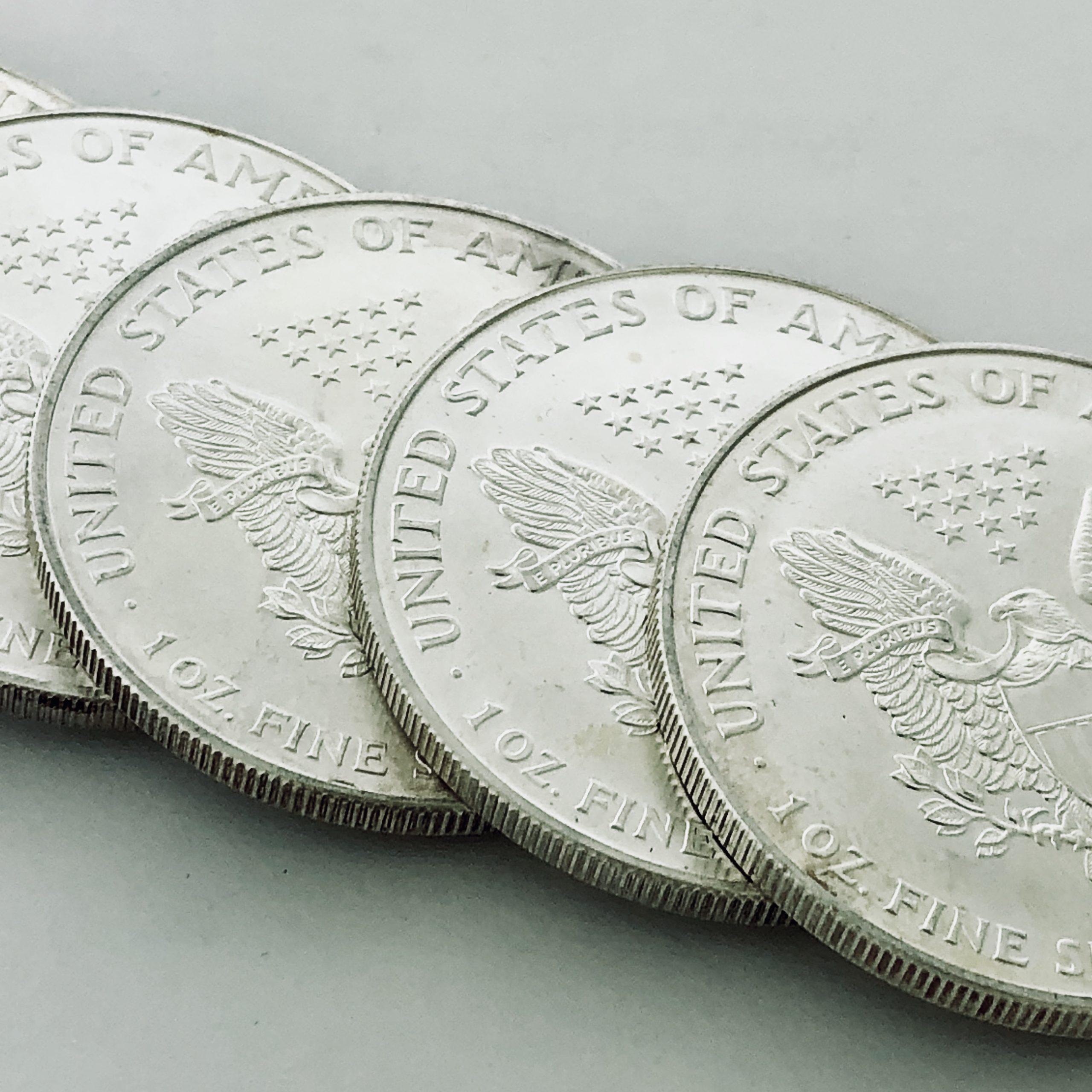 Buy or sell silver coins in Baton Rouge